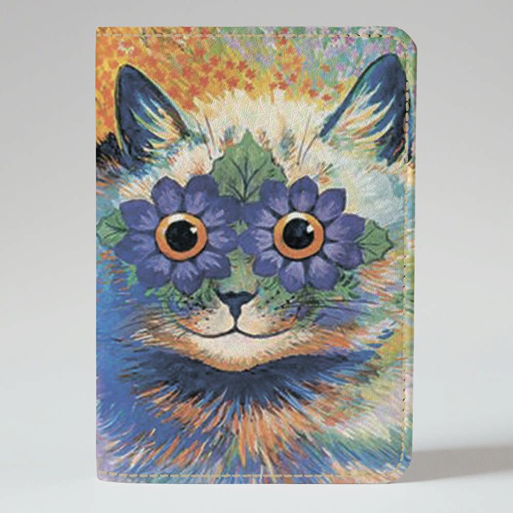 Обложка на паспорт Fisher Gifts 452 Я не кот (эко-кожа)