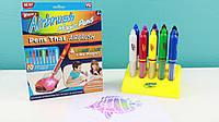 Волшебные фломастеры (меняют цвет) -Airbrush Magic Pens