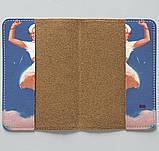 Обложка на паспорт v.1.0. Fisher Gifts 543 Пин-ап. Морячка (эко-кожа), фото 3