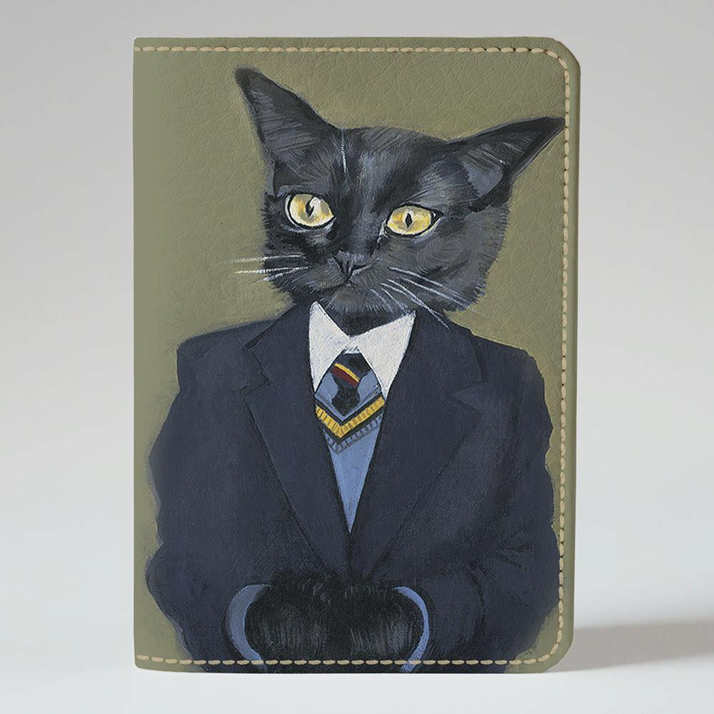 Обложка на паспорт Fisher Gifts 606 Василий Васильевич (эко-кожа)