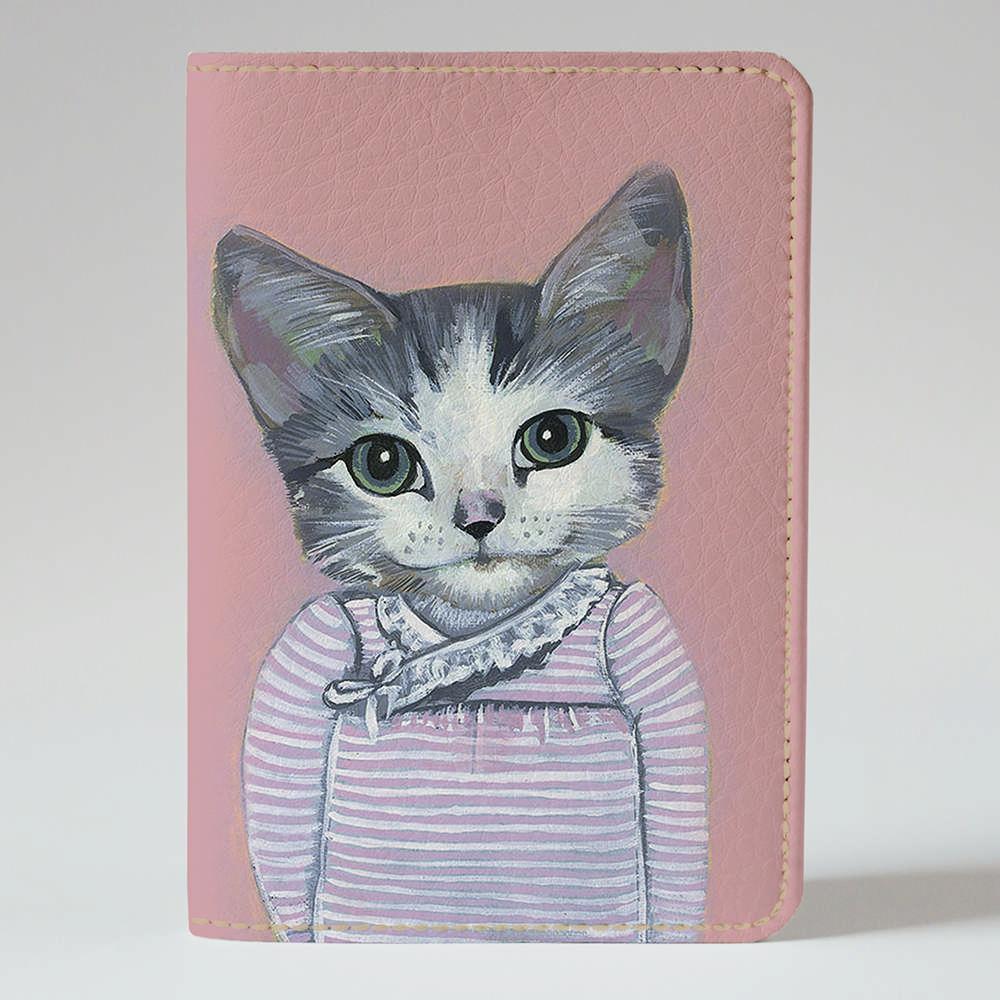 Обложка на паспорт 1.0 Fisher Gifts 607 Анна Борисовна (эко-кожа)
