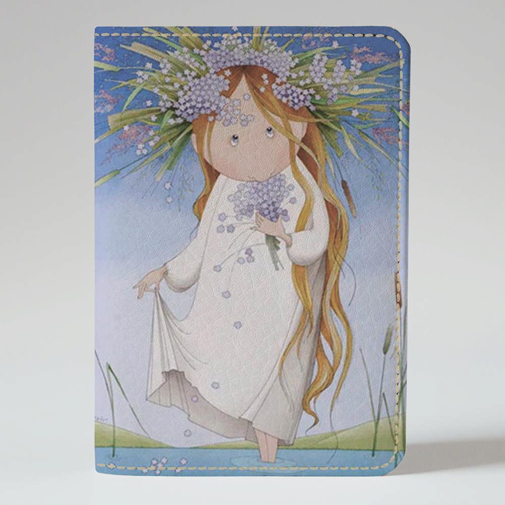 Обложка на паспорт Fisher Gifts 734 На Ивана Купала (эко-кожа)