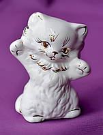 Сувенир котик золото