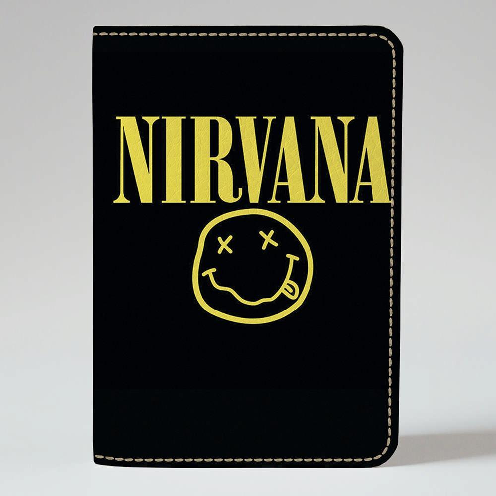 Обложка на паспорт Fisher Gifts 832 Nirvana (эко-кожа)