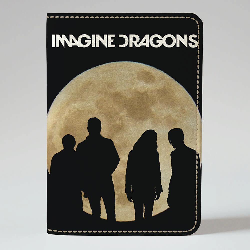 Обложка на паспорт Fisher Gifts 846 Imagine Dragons (эко-кожа)