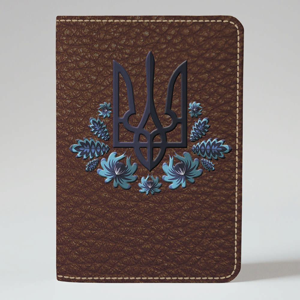 Обкладинка на паспорт v.1.0. Fisher Gifts 874 Дві частини єдиного (еко-шкіра)