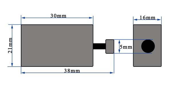 Размеры моторчика для квадрокоптера Jxd 507