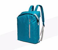 Спортивный рюкзак голубой