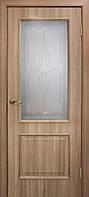Двери  Версаль СС+КР дуб золотой