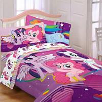 Новые поступления детского постельного белья My Little Pony Movie (Мой меленький Пони)