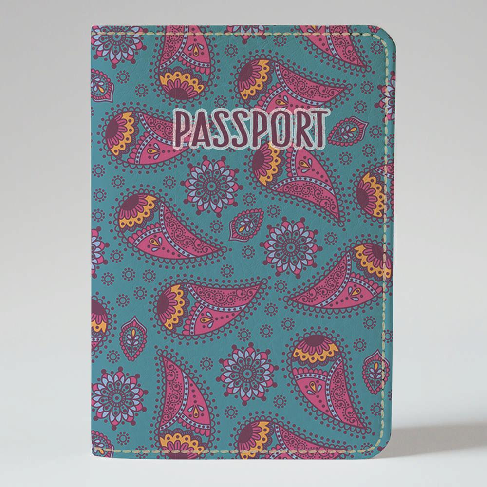 Обкладинка на паспорт v.1.0. Fisher Gifts 955 Турецькі кавуни фон (еко-шкіра)