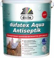 Декоративная пропитка düfatex Aqua Antiseptik