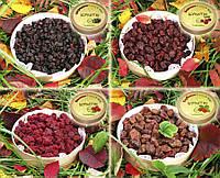 Цукаты из ягод и меда в ассортименте