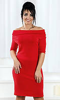 Теплое  Платье 4375933-1