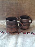 """Чашка глиняна """"Трипілля"""" 0.15л, фото 1"""