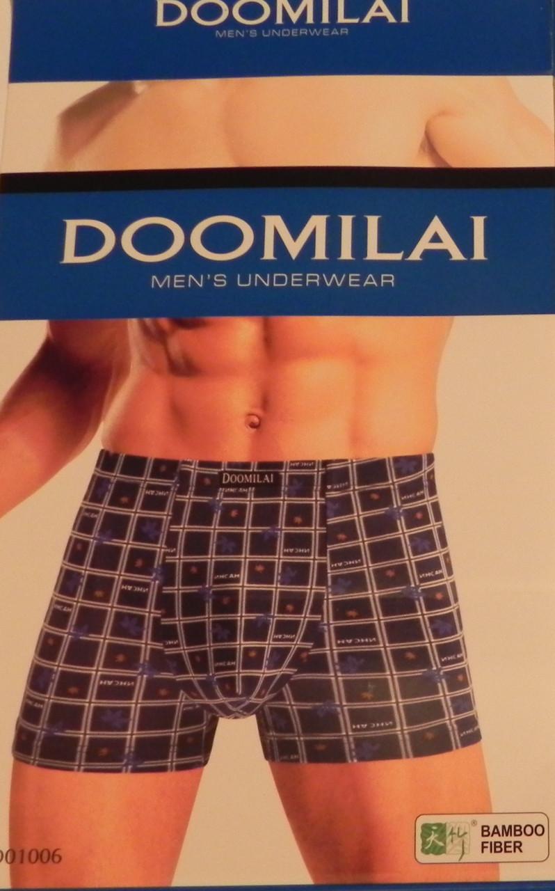 Мужские трусы боксеры Doomilai D01006