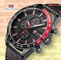Мужские наручные часы Mini Focus с безелем, фото 1