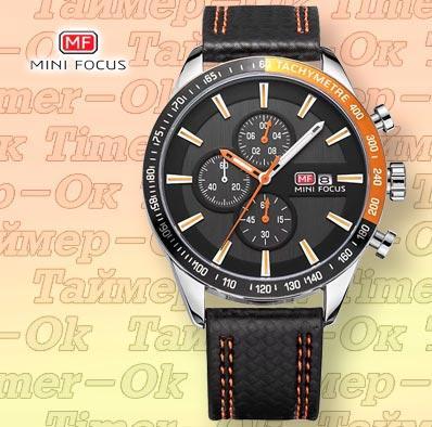 Изображение мужских наручных часов Mini Focus Orange B