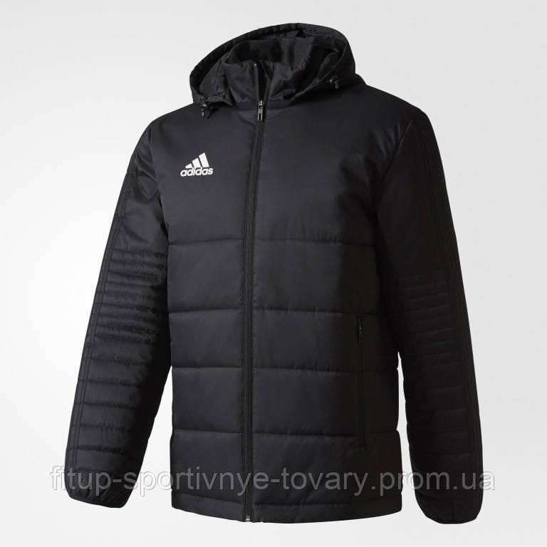 ec45a5a602c3 Куртка зимняя мужская Adidas TIRO17 WINT JK BS0042 - FITUP. Спортивные  товары в Киеве