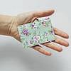 Картхолдер v.1.0. Fisher Gifts  72 Розовые розы фон (эко-кожа), фото 3