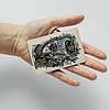 Картхолдер v.1.0. Fisher Gifts  99 Сова на ветке 2 (эко-кожа), фото 3