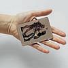 Картхолдер v.1.0. Fisher Gifts  103 Влюблённый дэдпул (эко-кожа), фото 3