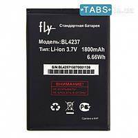 Fly Аккумулятор (батарея) Fly BL4237 / IQ430 оригинал ААAA +ПОДАРОК
