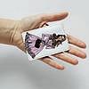 Картхолдер v.1.0. Fisher Gifts  112 Девушка VOGUE 5 (эко-кожа), фото 3