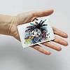Картхолдер v.1.0. Fisher Gifts  124 Цветной лев (эко-кожа), фото 3