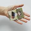 Картхолдер v.1.0. Fisher Gifts  122 Девушка с вишнями (эко-кожа), фото 3