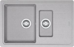 Мойка кухонная Franke  BFG 651-78 серебристый