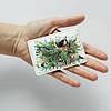 Картхолдер v.1.0. Fisher Gifts  129 Креативный лев (эко-кожа), фото 3