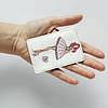 Картхолдер v.1.0. Fisher Gifts  156 Девушка VOGUE 11 (эко-кожа), фото 3