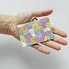 Картхолдер Fisher Gifts 194 Цветные котики фон (эко-кожа), фото 3