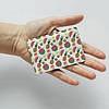 Картхолдер v.1.0. Fisher Gifts  204 Арбузик-киви-ананас (эко-кожа), фото 3