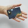 Картхолдер v.1.0. Fisher Gifts  212 Корабль мечты (эко-кожа), фото 3