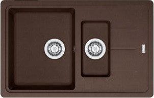 Мойка кухонная Franke  BFG 651-78 шоколад