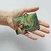 Картхолдер v.1.0. Fisher Gifts  224 Девушка в мечтах (эко-кожа), фото 3
