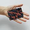 Картхолдер v.1.0. Fisher Gifts  230 Оранжевые ромашки (эко-кожа), фото 3