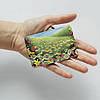 Картхолдер v.1.0. Fisher Gifts  240 Полянка цветов (эко-кожа), фото 3