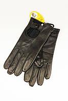Женские кожаные сенсорные перчатки Средние