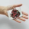Картхолдер v.1.0. Fisher Gifts  245 Букет гербер (эко-кожа), фото 3
