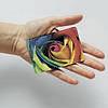 Картхолдер v.1.0. Fisher Gifts  264 Разноцветные лепестки розы (эко-кожа), фото 3