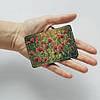 Картхолдер v.1.0. Fisher Gifts  267 Стебельки маков (эко-кожа), фото 3