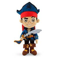 Мягкая игрушка Дисней/Disney Капитан Джейк 30 см.