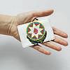 Картхолдер v.1.0. Fisher Gifts  302 Azerbaijan Republic black (эко-кожа), фото 3