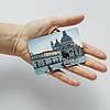 Картхолдер v.1.0. Fisher Gifts  342 Венеция днем (эко-кожа), фото 3