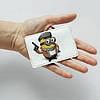 Картхолдер v.1.0. Fisher Gifts  384 Миньон грабитель (эко-кожа), фото 3