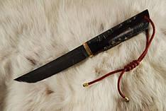 """Нож """"Танто"""", дамасск (наличие уточняйте)"""