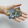 Картхолдер v.1.0. Fisher Gifts  438 Солнце растафарай (эко-кожа), фото 3